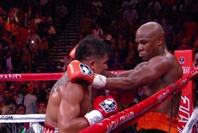 floyd18 Mayweather Pacquiao settle defamation lawsuit out of court