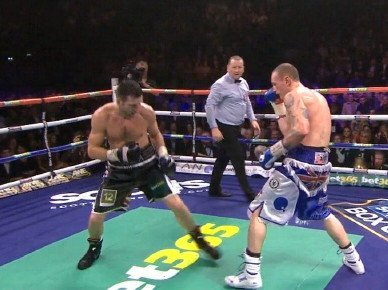 Froch showing no interest in Groves rematch