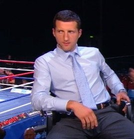 Froch: My fight with Kessler will be the biggest fight in the UK in 10 years