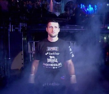 Froch Groves likely to happen in November, says Hearn