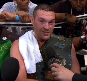 Fury trashes Deontay Wilder and David Price