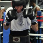 Gennady Golovkin Media Workout Photos