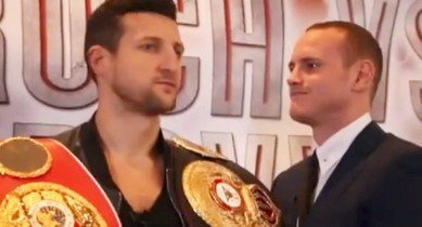 George Groves on Behind The Ropes, Sky Sports 1HD tonight at 7pm