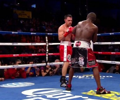 """The Pugilist KOrner's: Weekend Wrap   Hatton Senchenko, Berto Guerrero, Camacho"