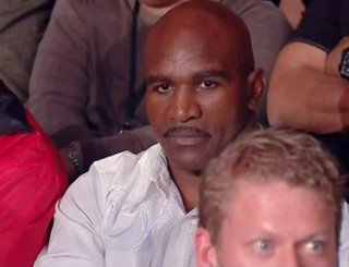 Evander Holyfield calls out the Klitschko brothers again