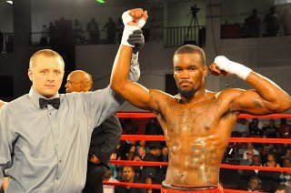 Q & A: Jerry Odom   fighting 6th pro fight September 13 at Newark's  Robert Treat Hotel