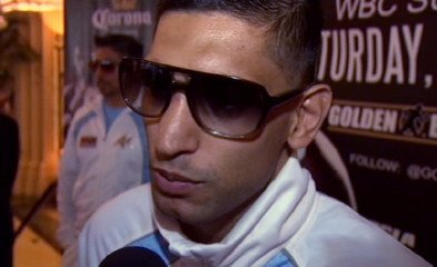 Amir Khan could face Diego Chaves next
