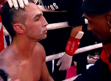 malig434 Garcia Morales II, Malignaggi Cano, Quillin NDam at the Barclays in Brooklyn on October 20th