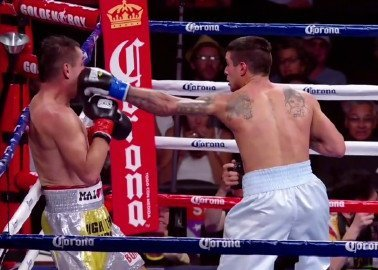 Matthysse and Peterson saving money on sanctioning fees on Saturday with no titles on the line