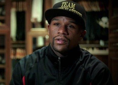 mayweather223 Mayweather hints that he's going to box Guerrero instead of slug with him on 5/4