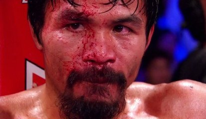 Brandon Rios vs. Freight Train Manny Pacquiao on November 24