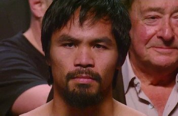 Pacquiao with four pound weight advantage over Marquez