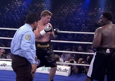 Is Povetkin getting cold feet after agreeing to bout with Oquendo