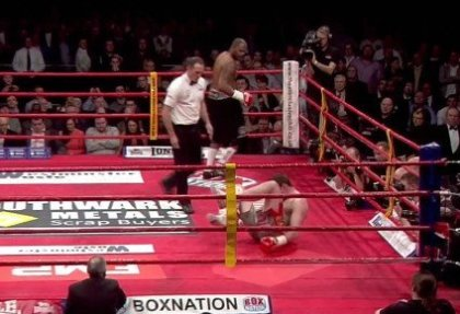 Tony Thompson Shocks The Boxing World!