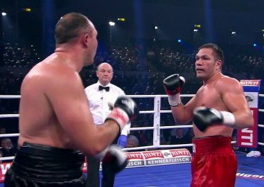 Dereck Chisora declared the mandatory challenger for Kubrat Pulev