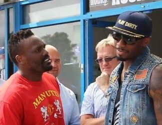 Chisora: I'm going to do a number on Malik Scott and pack him off to America