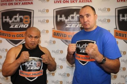 David Tua vs Alexander Ustinov on Nov 16