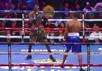 Deontay Wilder in stay busy fight against Matthew Greer on Saturday
