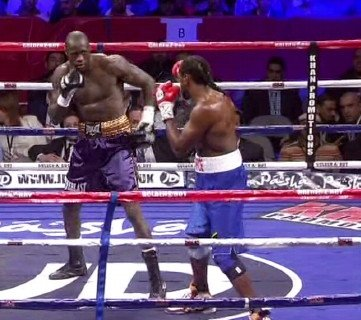 wilder99 Frank Warren statement on Deontay Wilder