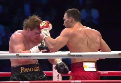 Povetkin vs. Klitschko at the 2016 Olympics in Brazil?