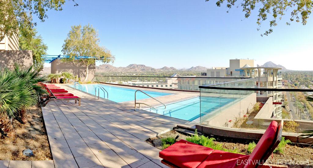Urban Living In Phoenix Az Optima Biltmore Phoenix Az