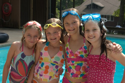 Swimming at Bethany Hills