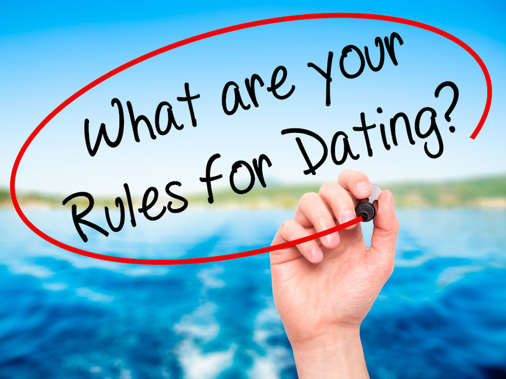 unwritten rules of online dating