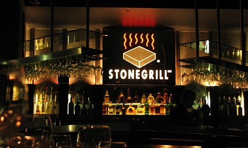 Stone Grill Restaurant in Vancouver