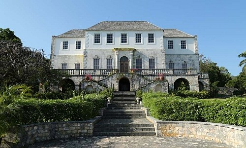 The Historical Estates of Jamaica