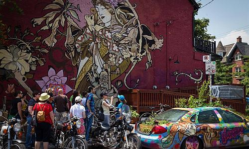 Kensington Market – The Most Colorful Market in the World