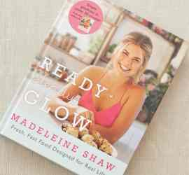 Review of Ready Steady Glow by Madeleine Shaw
