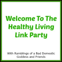 Healthy Living Link Party #20
