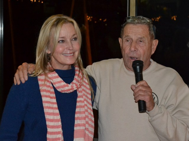 Bo derek and Bob Meistrell