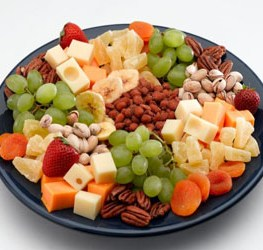 Easy summer snack