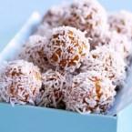 Apricot Muesli Balls ( Only 5 minutes)