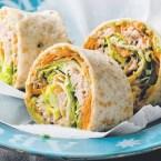 Tuna & Salad Rolls