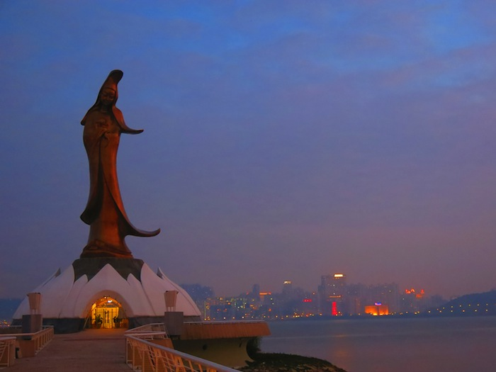 Kun Iam Statue Macau