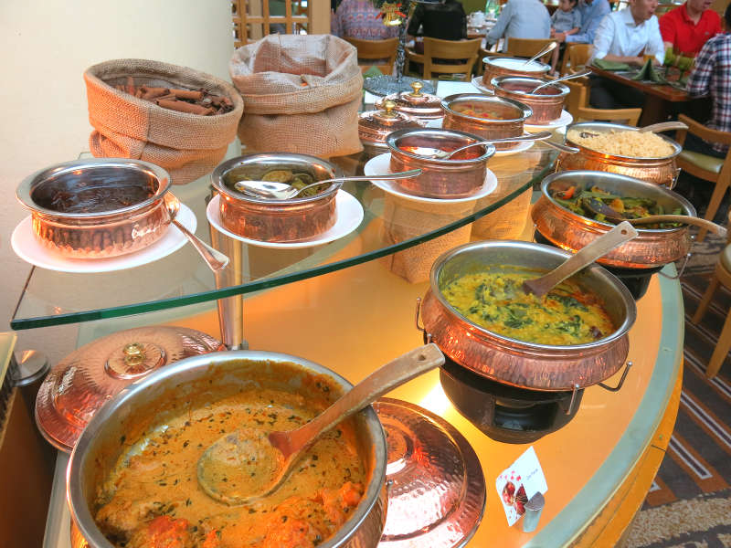 Greenhouse Buffet Indian Food