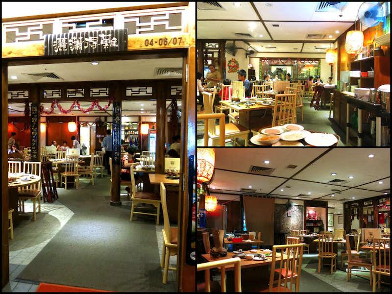 The Magic of Chongqing Hot Pot at Tanglin Mall