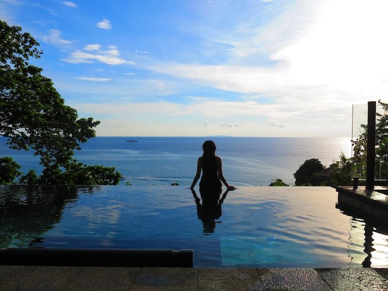 Boracay Shangri La Infinity Pool