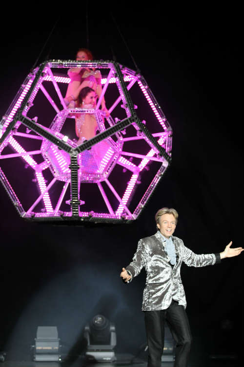Peter Marvey Genting Diamond Illusion
