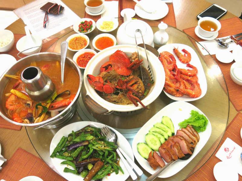 Resort Seafood Genting Highlands Dinner