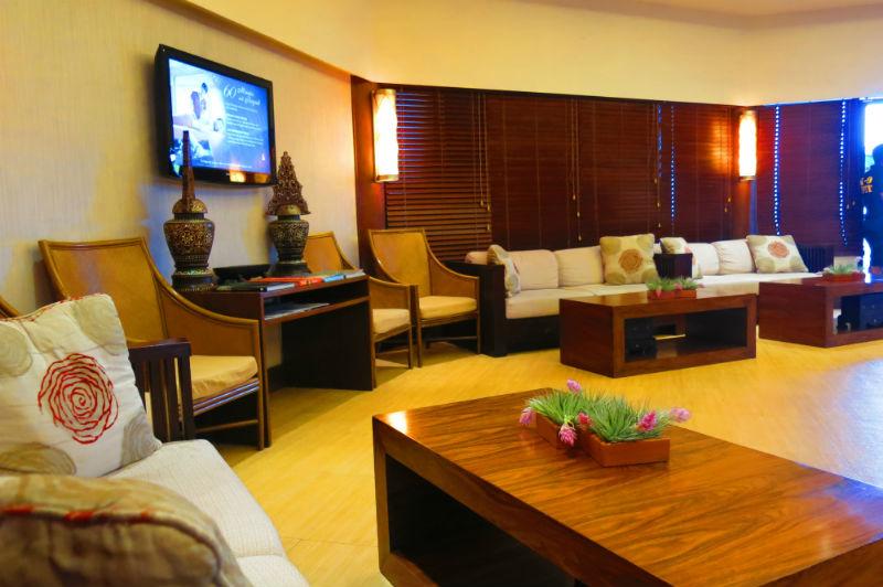 Jetty Lounge Mabuhay Centre Interior