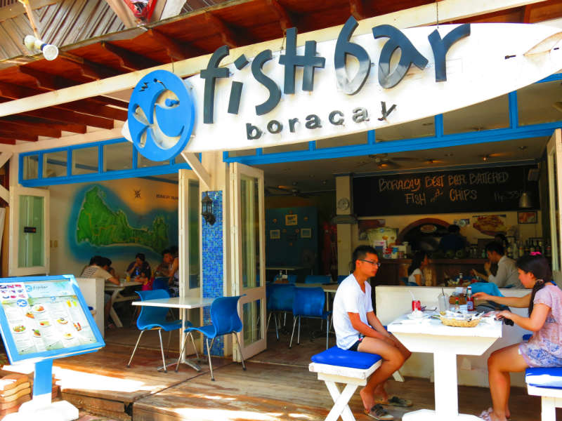 Boracay Fishbar