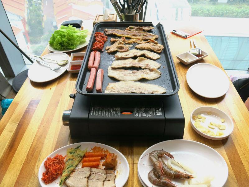 K Cook Korean BBQ SG