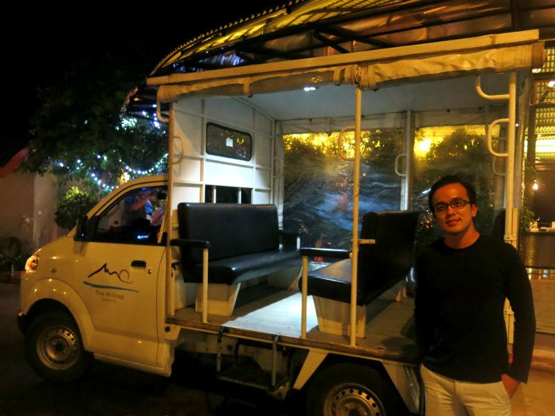 Krabi The Hilltop Shuttle Bus