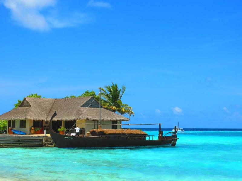 Baros Maldives Dhoni