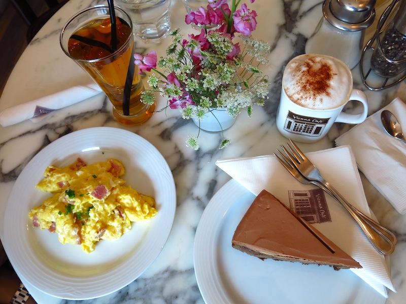 Vienna Cafe Brunch
