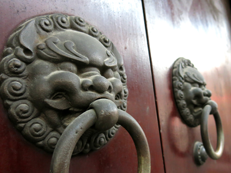 ZhuJiaJiao Door Knockers
