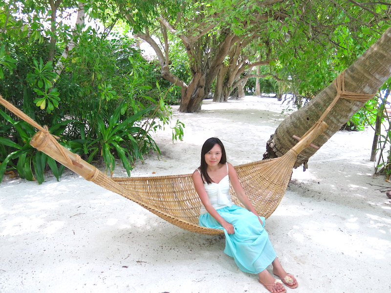 Baros Maldives Hammocks
